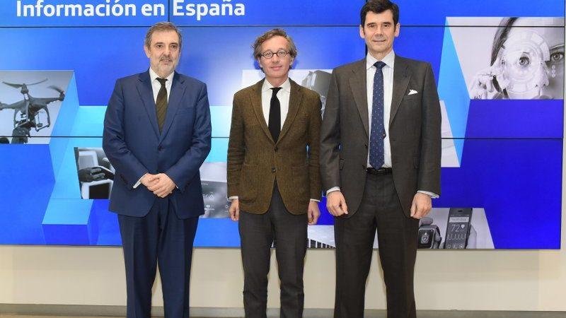 """Telefónica presenta el informe """"La Sociedad de la Información en España"""""""