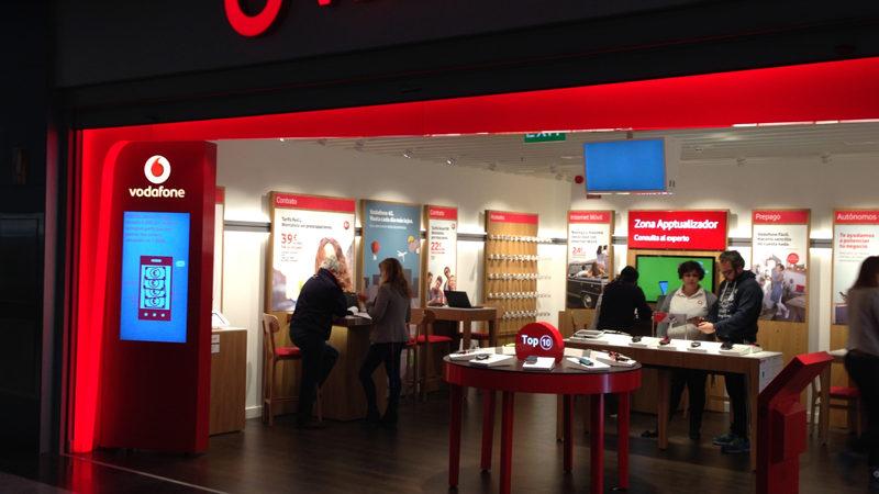 Vodafone lanza la primera red NB-IOT de España