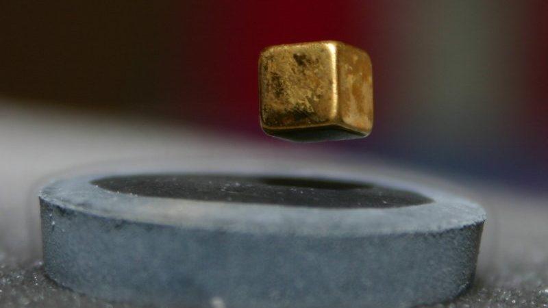 Material superconductores pueden mejorar la eficiencia en Europa