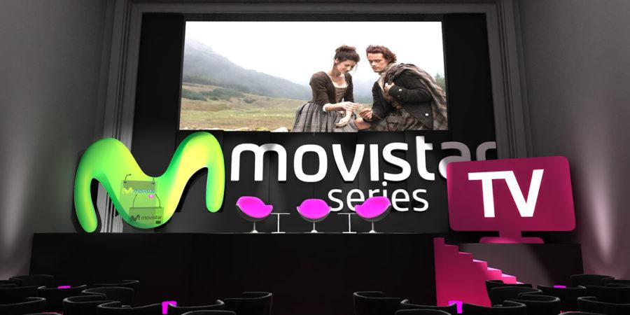 Movistar estrena nuevas series en marzo