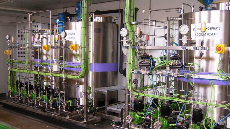 Sistemas de dosificación: la odorización de gas