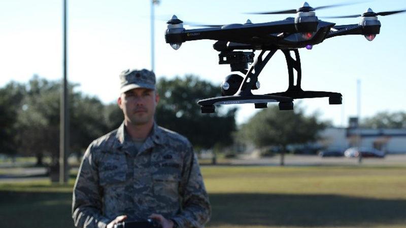 Piloto de drones, ¿qué es ilegal?