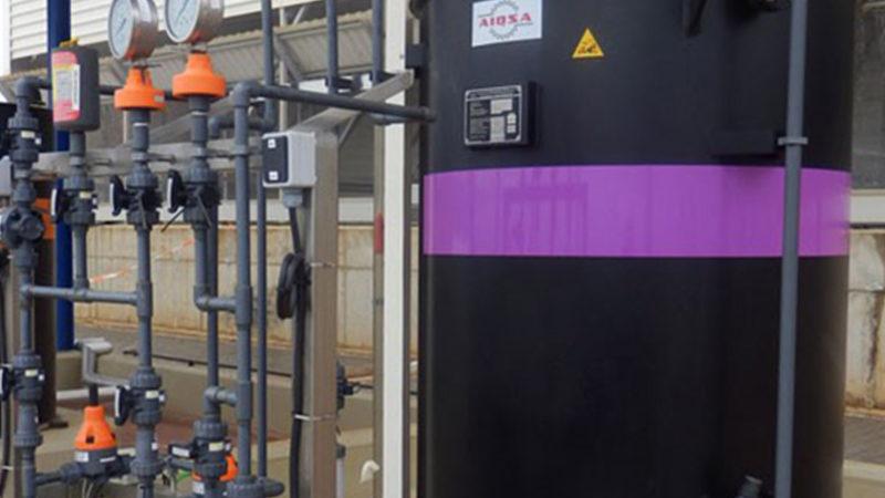 Los sistemas de dosificación en el tratamiento de calderas