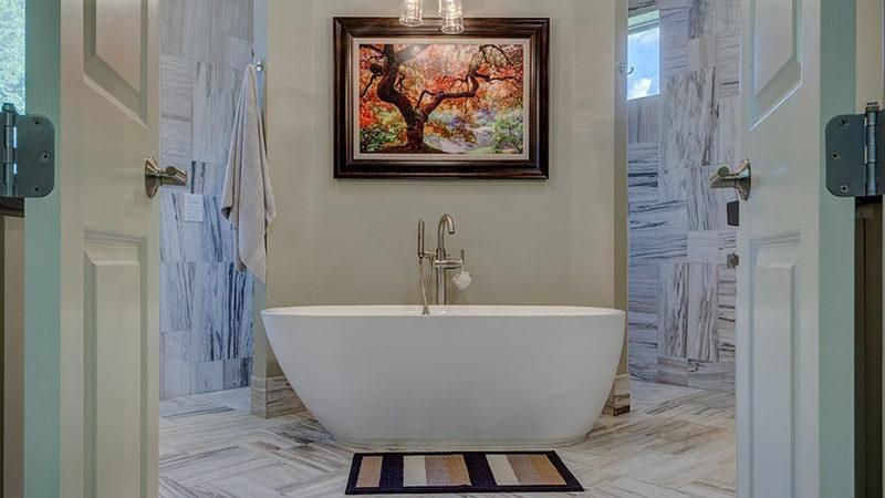 """Muebles de baño: ¿Los 70 vuelven a ser """"trendy""""?"""