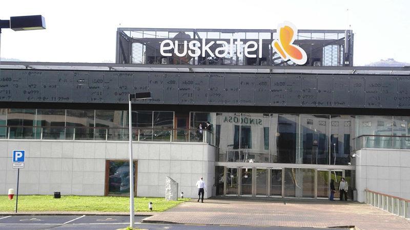 Euskaltel crece un 0,4% en el primer trimestre de 2017