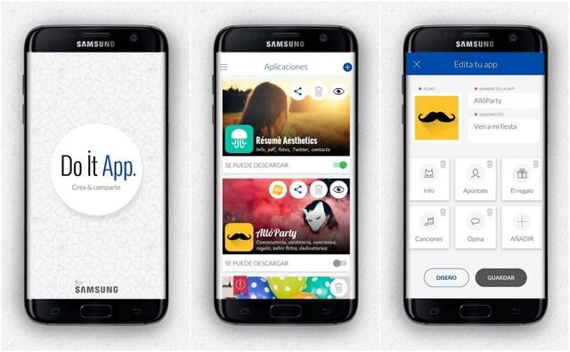 DoitApp permite crear aplicaciones sin conocimientos técnicos