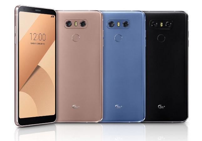 LG anuncia las características del nuevo G6+