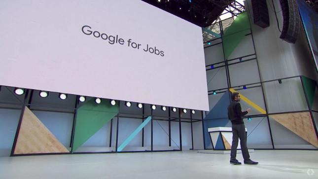 Google for Jobs te ayudará a buscar empleo