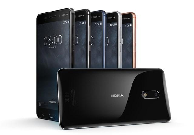 Nokia lanza tres terminales Android a final de mes