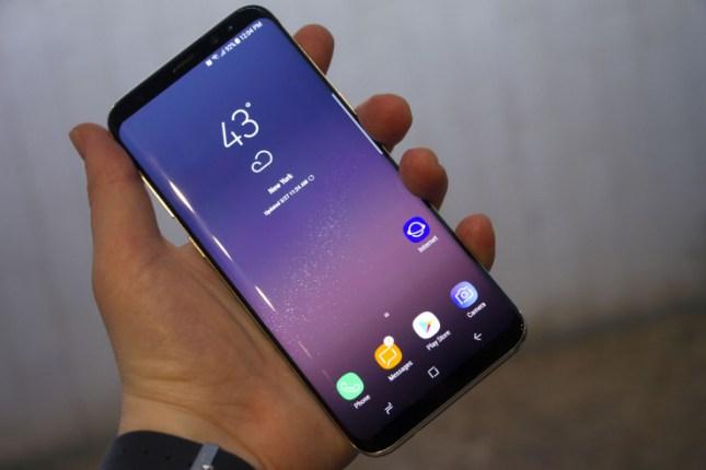 Samsung revela las novedades de la actualización para el S8 y S8+