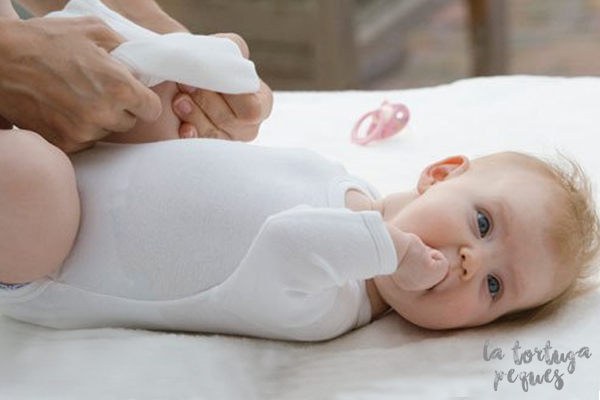Acertar en la talla es más fácil en una tienda de ropa bebé especializada