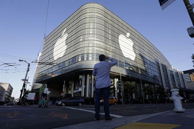 Apple confirma la construcción de un data center en China