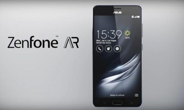 Asus presenta ZenFone AR