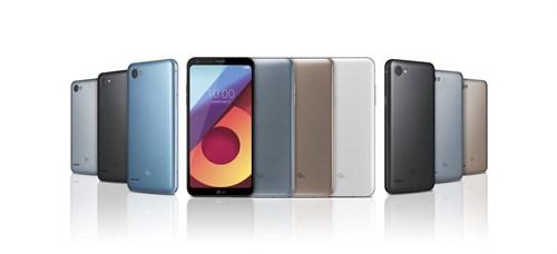 El Q6 de LG llega al mercado el próximo mes