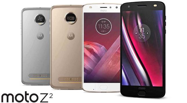 Motorola lanza Z2 Play