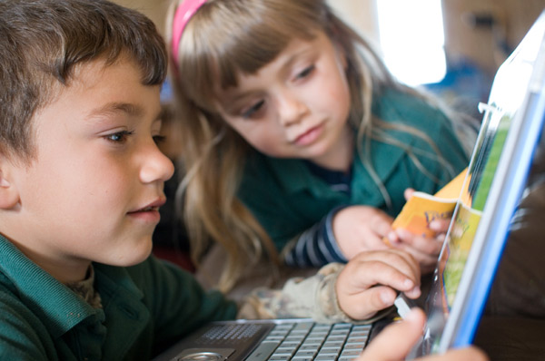 El número de niños con acceso a Internet aumenta un 6,8%