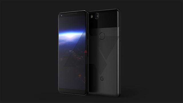Se filtran nuevas imágenes del Pixel XL 2017