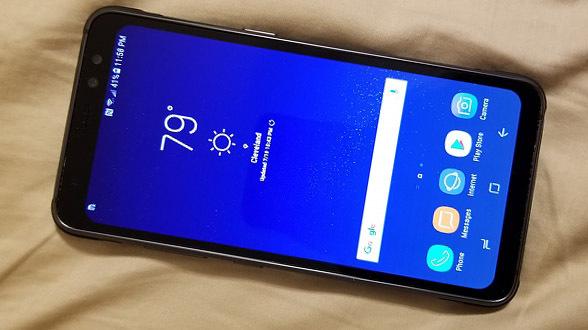 La Fundación ONCE certifica accesibilidad de los Galaxy S8 y S8+