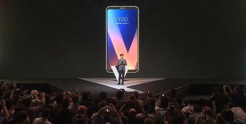 LG presenta el nuevo V30