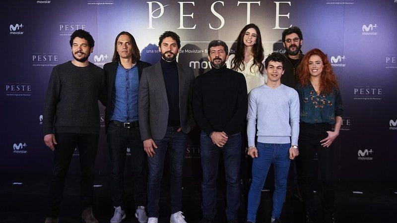 Movistar+ lleva a Latinoamérica 'La Peste' y otras producciones propias