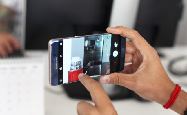 El Samsung Galaxy Note 7 de vuelta al mercado