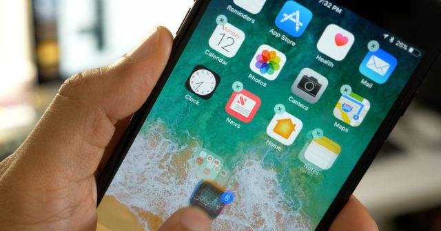 iOS 11: Touch ID se podrá desactivar rápidamente en caso de emergencia