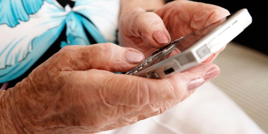 App móviles para personas mayores