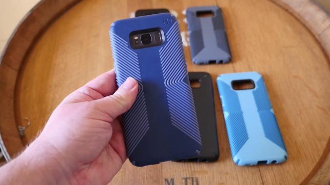 Speck lanza línea de fundas para Samsung Galaxy Note8