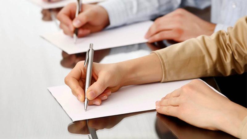 El 16 de septiembre tendrá lugar el primer ejercicio para los aspirantes al título de traductor oficial