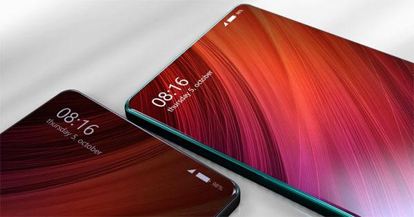 Xiaomi ha presentado el Mi MIX 2