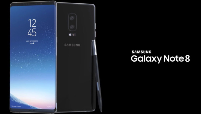 Samsung Galaxy Note8 ya disponible en España