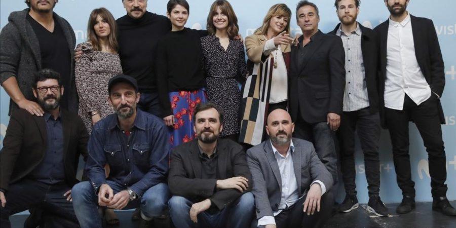 Serie 'La Zona' estrenará su capítulo piloto en el Festival Internacional de Sitges