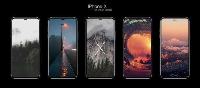 Apple plantea el lanzamiento de tres nuevas versiones del iPhone X para 2018