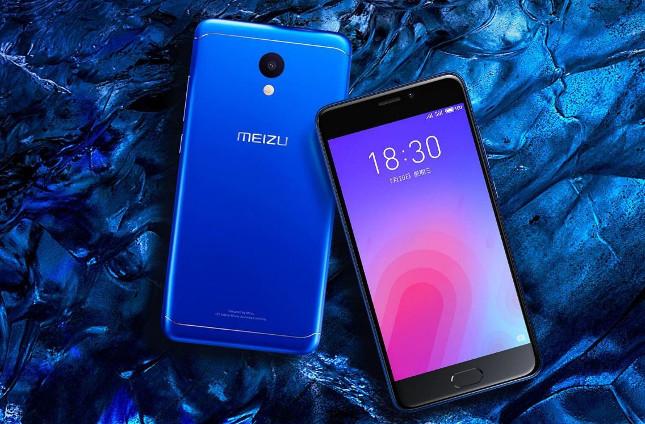Meizu presenta el nuevo M6