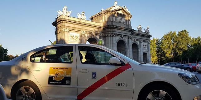 La app NTaxi lanza iniciativa para compartir taxi