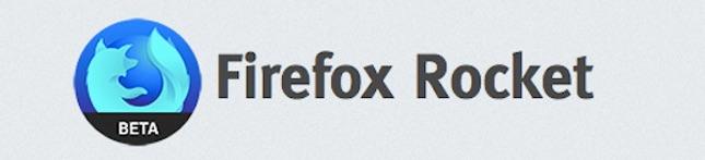 Mozilla lanza Firefox Rocket, una versión lite del navegador para Android