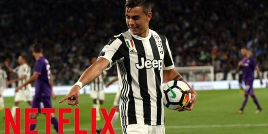 Lo nuevo de Netflix: Una serie documental sobre el Juventus