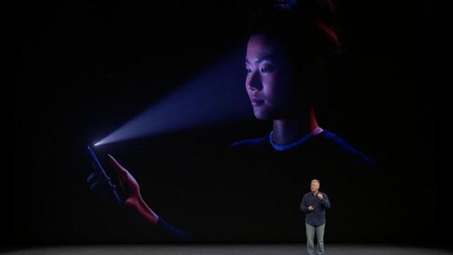 Apple planea cambiar los Touch ID por lectores de reconocimiento facial