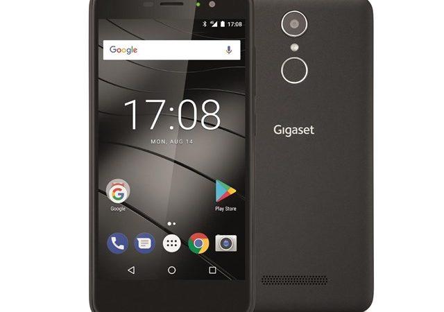 Gigaset lanza el Smartphone GS170