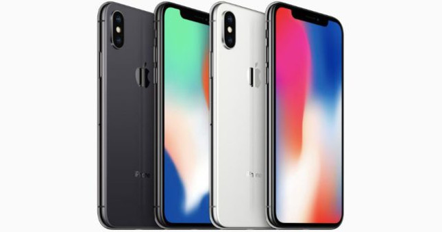 Apple comienza la preventa del iPhone X