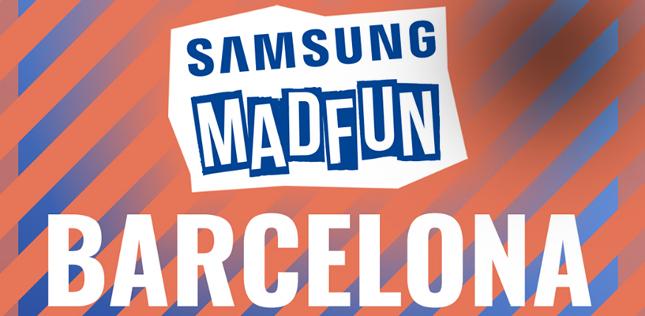 Samsung MadFun confirma la participación de casi 30 Youtubers e Influencers