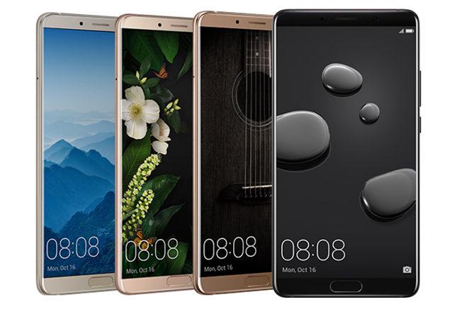 Huawei presenta el nuevo Mate 10