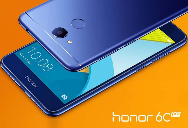Honor presenta el Honor 6C Pro