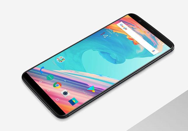 OnePlus presenta el nuevo OnePlus 5T
