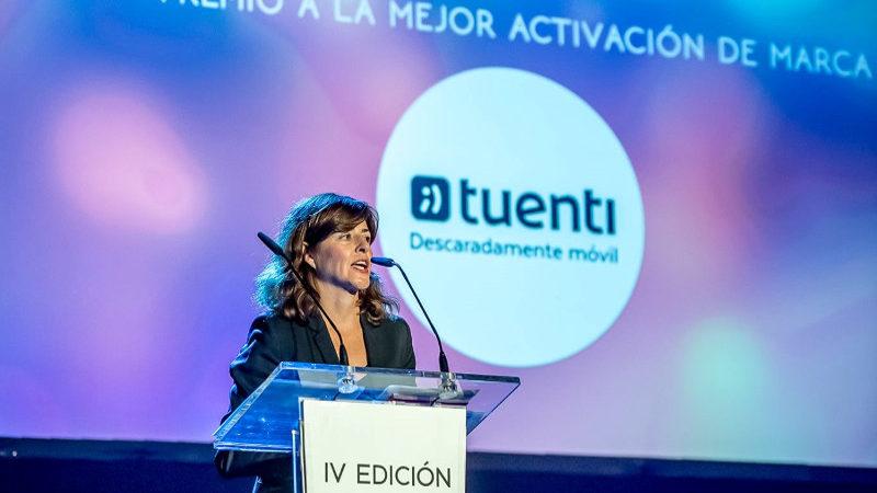 Tuenti recibe el premio Fest por Tuents by Tuenti
