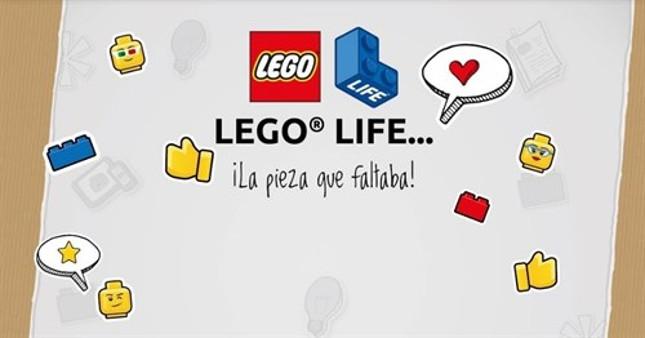 LEGO lanza LEGO Life su red social segura para niños