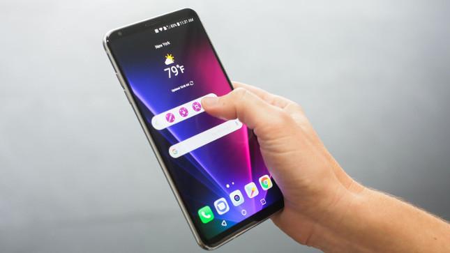 LG confirma que el V30 podrá ser actualizado a Android 8.0 Oreo
