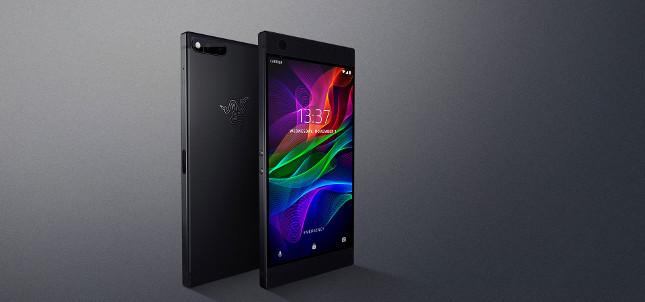 Razer presentará su primer smartphone
