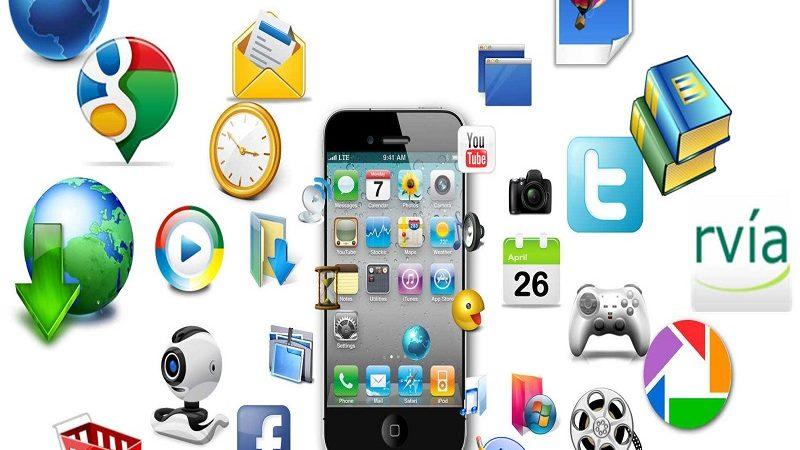 Los usuarios se gastaron el doble de dinero en comprar apps