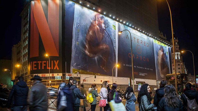 Desaparece un cuerpo de Altered Carbon de la nueva serie de Netflix